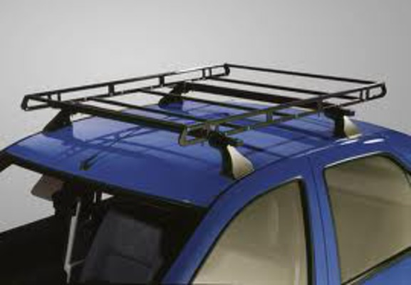 Рено логан багажник на крышу